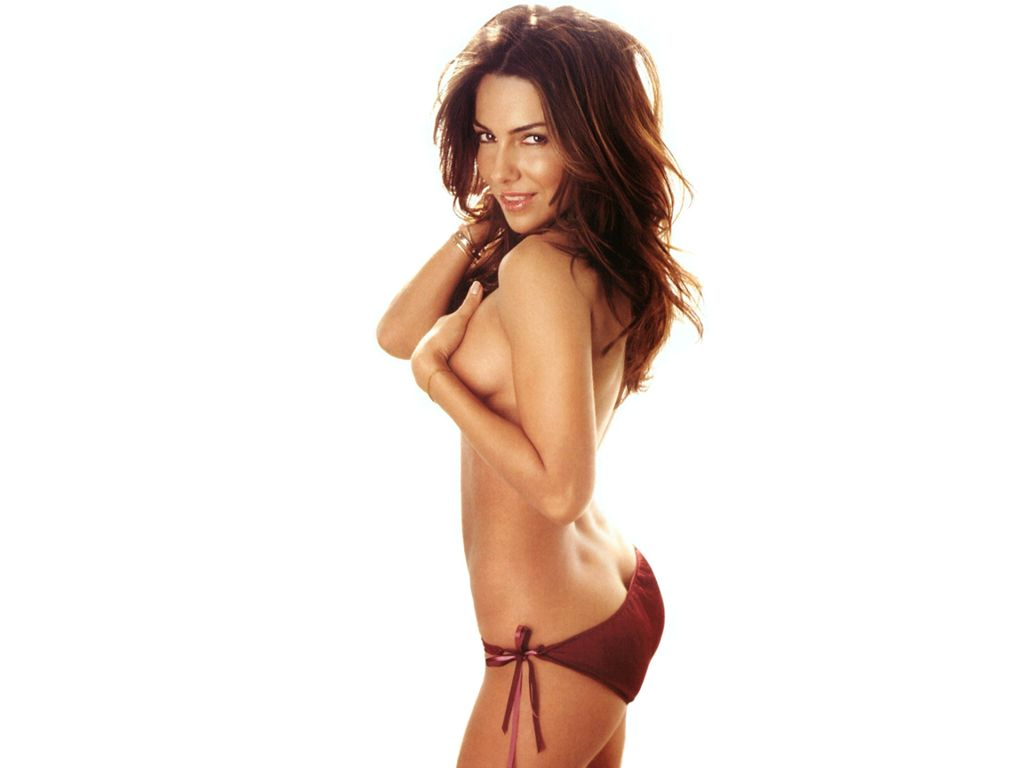 Vanessa Marcil Boobs Hot